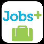 Jobs+ icon