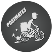 New Postmates App Delivery - Food & Alcohol Tips icon
