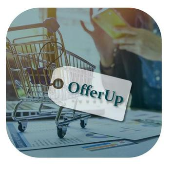 New OfferUp App : Buy & Sell offer up Tips poster