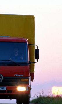 Themes Merc Benz Atego Seri8 poster