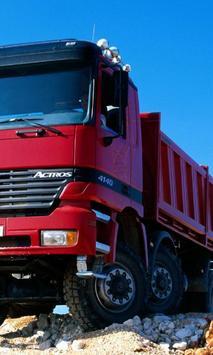Themes Merc Benz Actros Seri4 apk screenshot