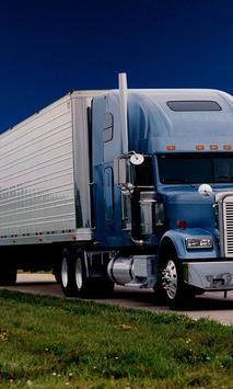 Wallpapers Freightliner Trucks poster
