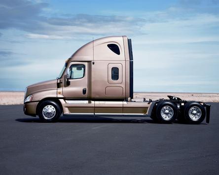 Wallpapers Freightliner Trucks screenshot 3