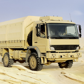 Wallpapers Mercedes Benz Atego icon