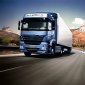 Wallpapers Mercedes Benz Axor icon