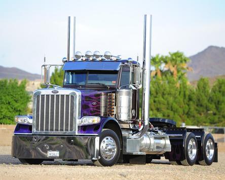 Wallpapers Peterbilt Truck apk screenshot