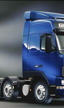 Wallpapers Volvo Trucks poster