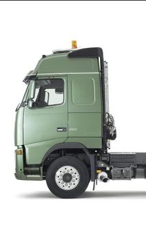 Wallpapers Volvo Trucks apk screenshot