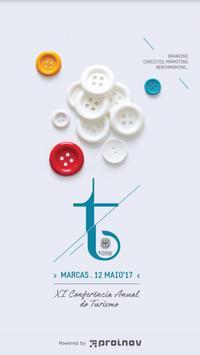 Conferência Anual do Turismo poster