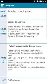 Conferência Anual do Turismo apk screenshot