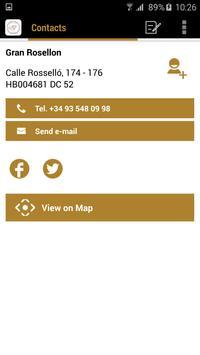BCN Urban Hotels apk screenshot
