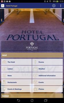 Hotel Portugal screenshot 11