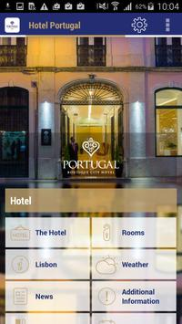 Hotel Portugal screenshot 1