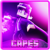 Capes for Minecraft PE Free icon
