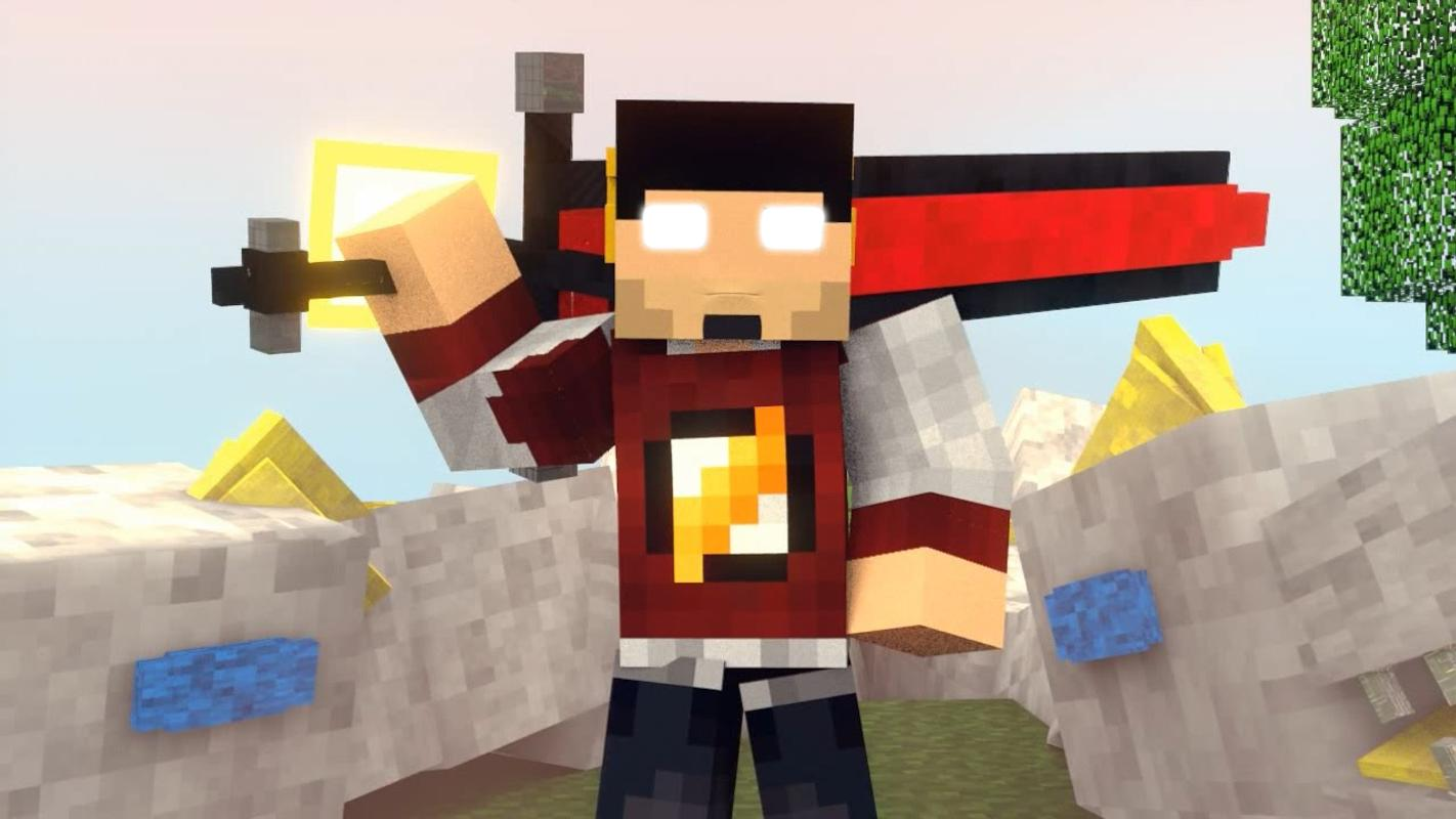 Herobrine Skins For Minecraft APK Download Free Art Design APP - Skins para minecraft pe herobrine