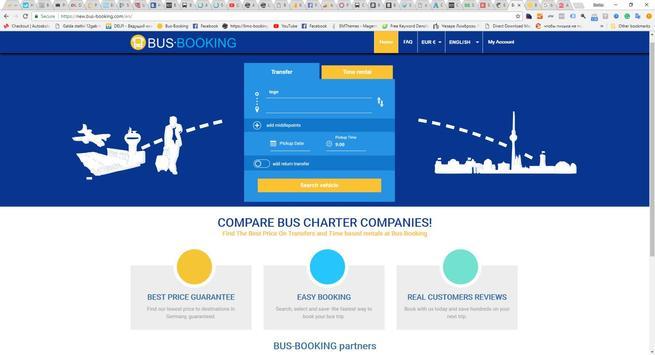 BUS-BOOKING.COM poster