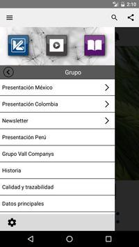 PDC Vall Companys screenshot 1