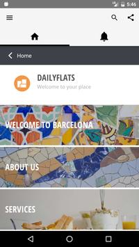 PDC Dailyflats apk screenshot