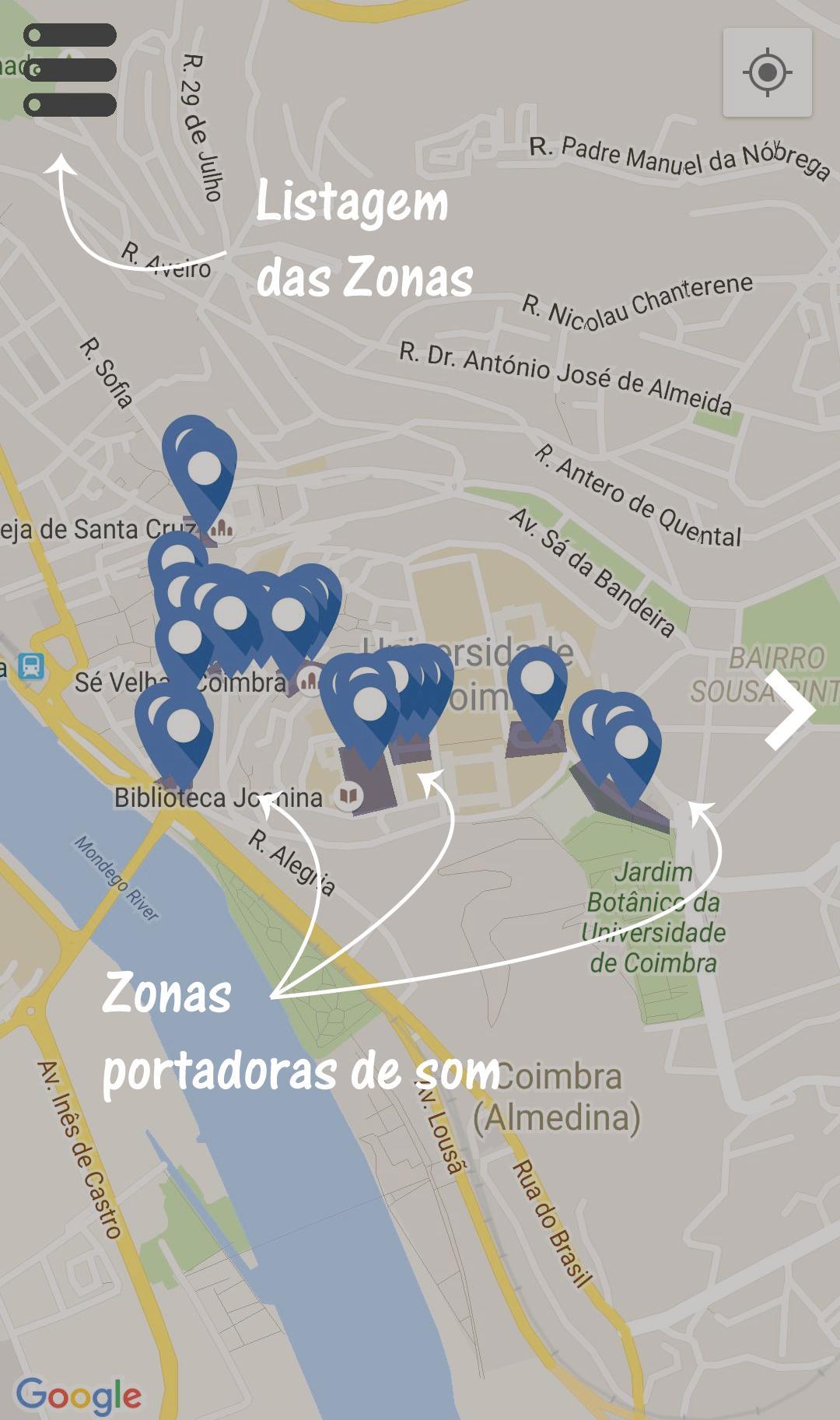 Coimbra SoundWalk (Unreleased) poster