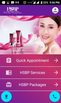Beauty Parlor and Salon Service at home – HSBP screenshot 10