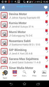Bengkel Arek Malang apk screenshot