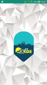 EZRide - Admin poster