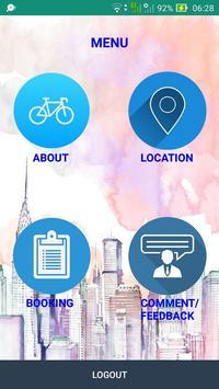 EZRide - Admin apk screenshot