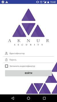 OTP AkNur poster