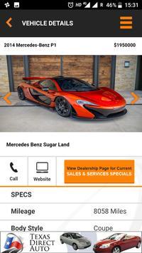 Houston Auto Web screenshot 3