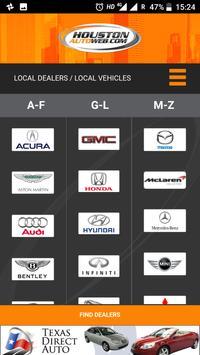 Houston Auto Web screenshot 5