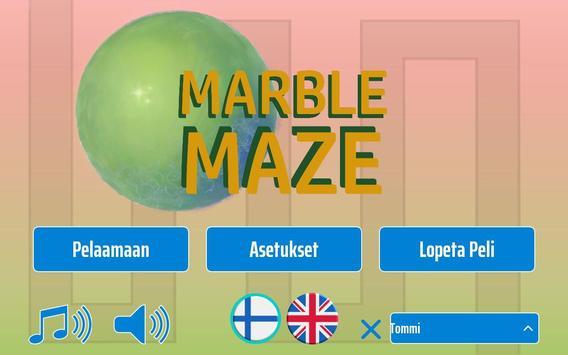 Marble Maze screenshot 4
