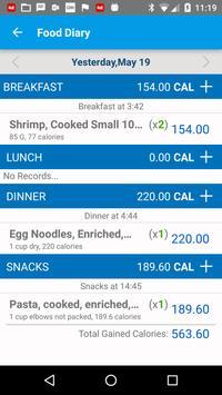 MOCHA Health Tool apk screenshot