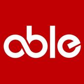에이블/able icon