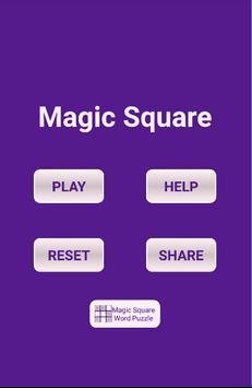 Magic Square poster