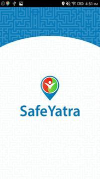 SafeYatra-Next gen Safety app poster