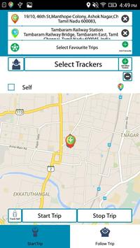 SafeYatra-Next gen Safety app screenshot 2