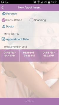 Matria PrenatalApp screenshot 3
