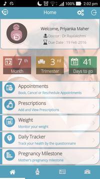 Matria PrenatalApp screenshot 7