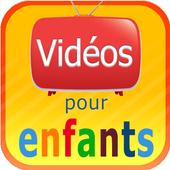 Vidéos pour enfants icon