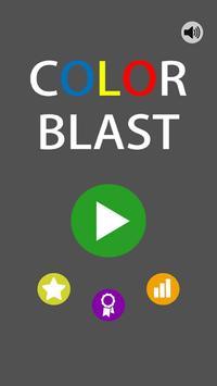 Color Blast poster