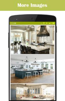 Kitchen Island Ideas screenshot 1