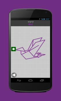 Paper Origami screenshot 2