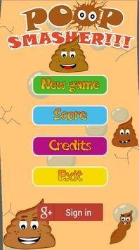 Poop smasher apk screenshot