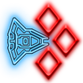 Geo Blitz! Epic Geometry Shooter Space Fight icon