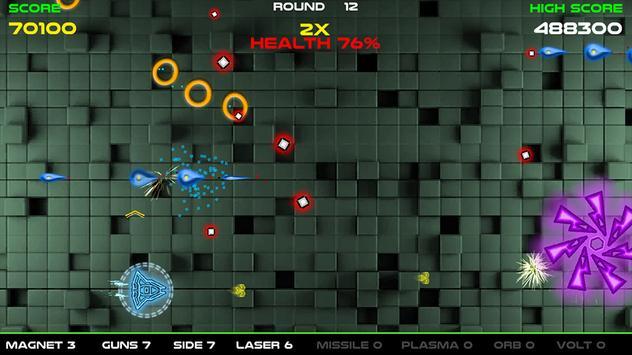 Geo Blitz! Epic Geometry Shooter Space Fight screenshot 1