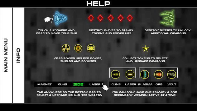Geo Blitz! Epic Geometry Shooter Space Fight screenshot 3