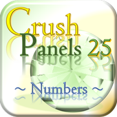 Crush Panels -Numbers- icon