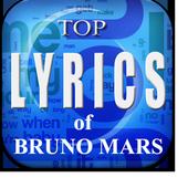 Top Lyrics of Bruno Mars icon
