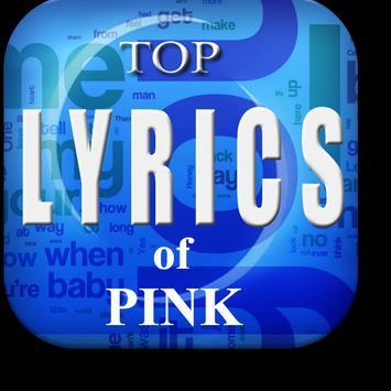 Top Lyrics of Pink apk screenshot