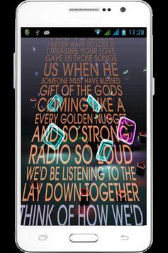 Frank Sinatra Full Lyrics apk screenshot